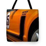 2007 Ford Mustang Saleen Boss 302 Tote Bag