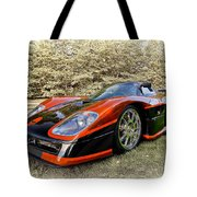 2007 Mongoose Tote Bag