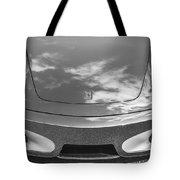 2008 Ferrari F430 Bw Tote Bag