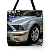 2008 Ford Mustang Shelby Tote Bag