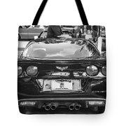 2010 Chevrolet Corvette Grand Sport Tote Bag