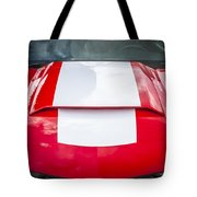 2010 Ford Roush 427 Mustang Tote Bag