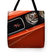 2011 Dodge Challenger R/t Tote Bag