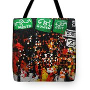 2012 068 New Jersey Tote Bag