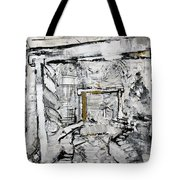 2012 120 White United States Botanic Garden Washington Dc Tote Bag