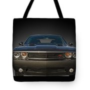 2012 Dodge Challenger Classic Tote Bag