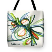 2012 Drawing #35 Tote Bag
