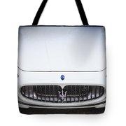 2012 Maserarti Gran Turismo S Tote Bag