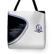 2012 Maserati Granturismo S Tote Bag