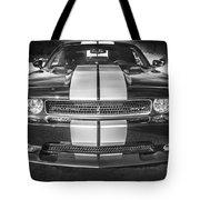 2013 Dodge Challenger Srt Bw Tote Bag