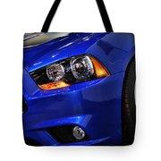2013 Dodge Charger Daytona Tote Bag
