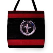 2013 Ford Mustang Tote Bag