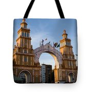 2013 Gateway To Feria De La Seville Tote Bag