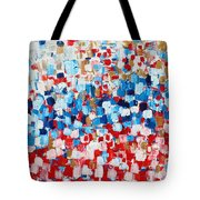 2014 31 Russian Flag Tote Bag
