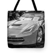 2014 Chevrolet Corvette C7 Bw  Tote Bag