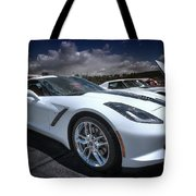 2014 Chevrolet Stingray Tote Bag