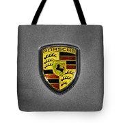 2014 Porsche Cayman S  Logo Tote Bag