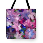 2014 The Firework Flowers 02 Tote Bag