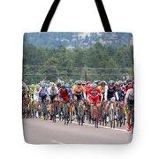 2014 Usa Pro Cycling Challenge Tote Bag