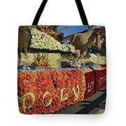 2015 Cal Poly Rose Parade Float 15rp052 Tote Bag