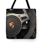 2015 Porche Boxster Gts Wheel Tote Bag
