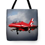2015 Red Arrows  Tote Bag