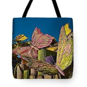 2015 Rose Parade Float Of Butterflies 15rp045 Tote Bag