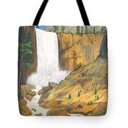 21 Bears Of Yosemite National Park Tote Bag