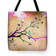 Tree Branch Collection Tote Bag