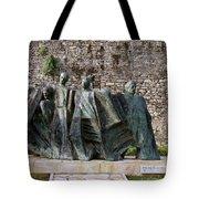 Views From Corfu Greece Tote Bag
