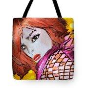 Lyne Tote Bag