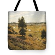 A Tranquil Forest Lake  Tote Bag