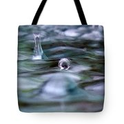 Australia - Cyclonic Raindrop Tote Bag