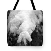 First Snow In Kovero Tote Bag