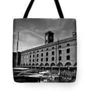 St Katherines Dock London Tote Bag