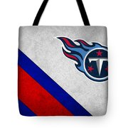Tennessee Titans Tote Bag