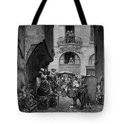 Voltaire (1694-1778) Tote Bag