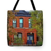 22 W Eugenie St Old Town Chicago Tote Bag