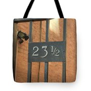 23 And One Half Tote Bag