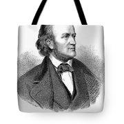 Richard Wagner (1813-1883) Tote Bag
