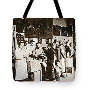Wwi Refugees, 1918 Tote Bag