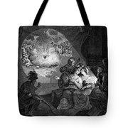Boston Tea Party, 1773 Tote Bag