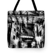 Butlers Wharf London Tote Bag