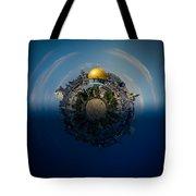 24 Hours In Jerusalem Tote Bag