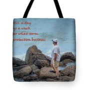 24 Hr Protection Tote Bag