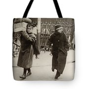 Wwi Refugees, 1918 Tote Bag