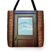 24 Yawkey Way Tote Bag