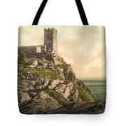 Landscape With A Man Killed Tote Bag