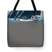 San Francisco Regatta Tote Bag