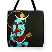 25 Varadavinayaka Ganesh Tote Bag